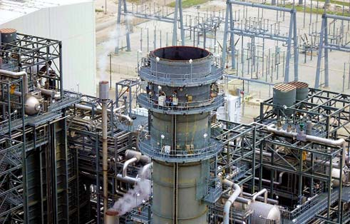 Integrated Gasification Combined Cycle (IGCC) Plant Acoustical ...